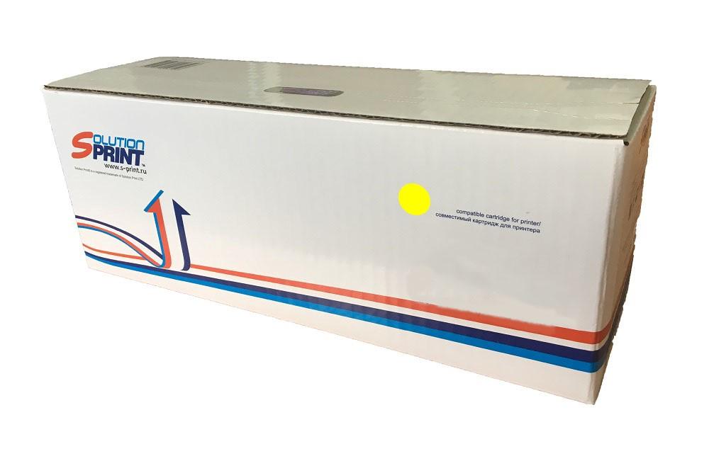 Картридж Sprint SP-H-CF412A Y аналог HP 410A/410X