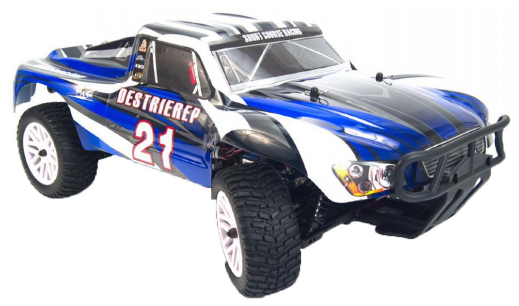 Радиоуправляемая машинка внедорожник HSP Desert Rally Car 4WD 1:10