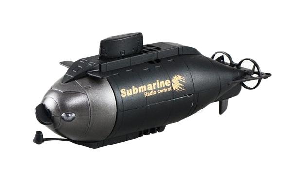 Радиоуправляемый катер Happy Cow Black Submarine