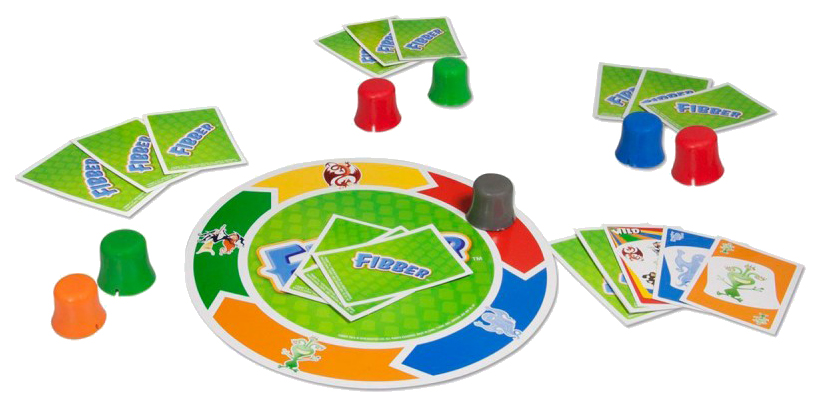 Логическая игра Spin Master Fibber 20063258 фото