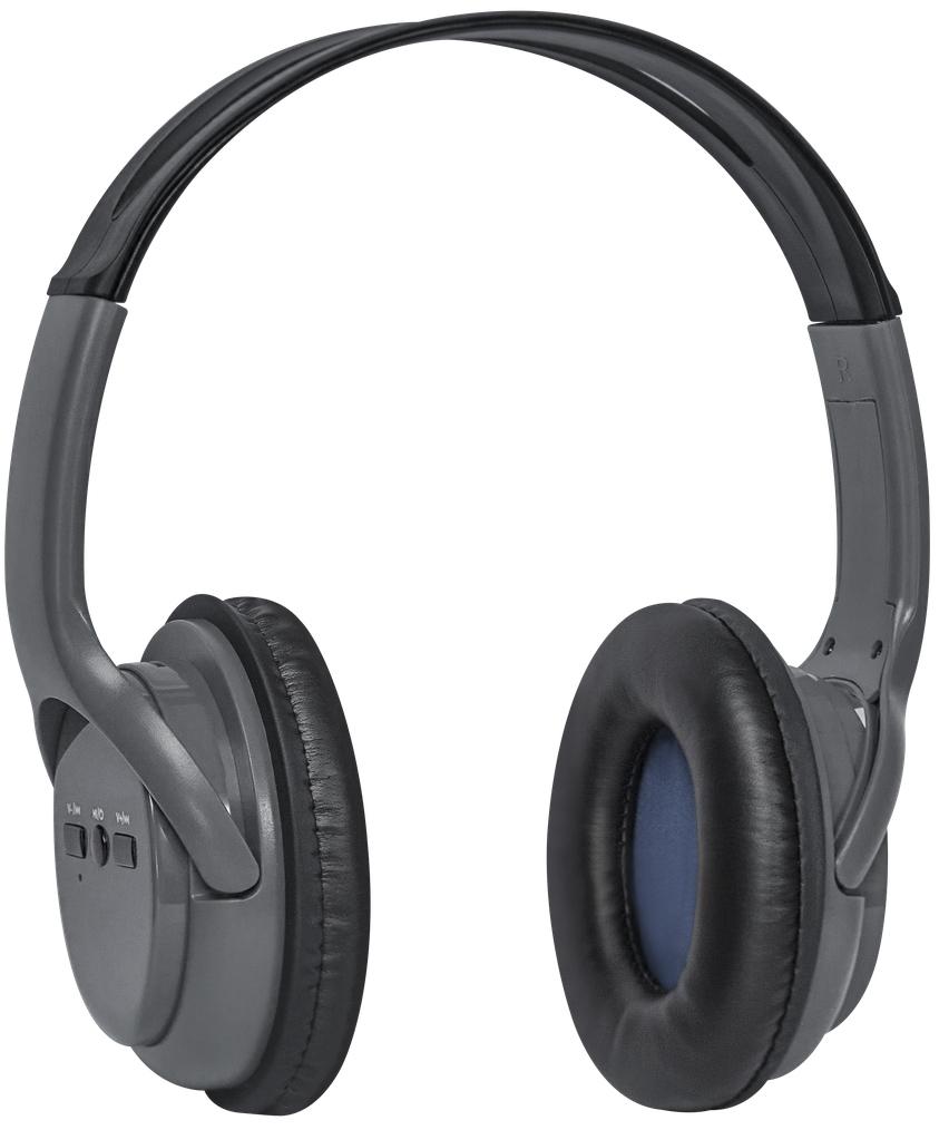 Наушники беспроводные Defender FreeMotion B520 Grey