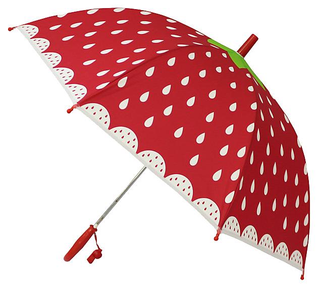 Детский зонтик Mary Poppins Клубничка 53718