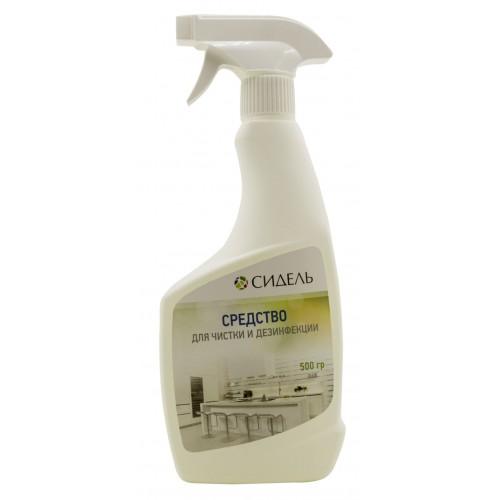 Средство для чистки и  дезинфекции Сидель