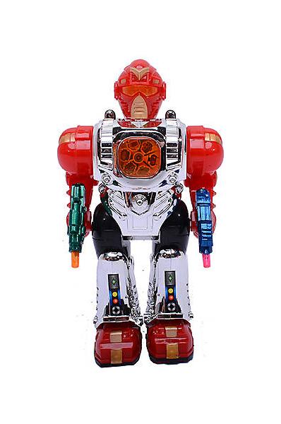 Купить Интерактивный робот Joy Toy Super Robot, Интерактивные мягкие игрушки