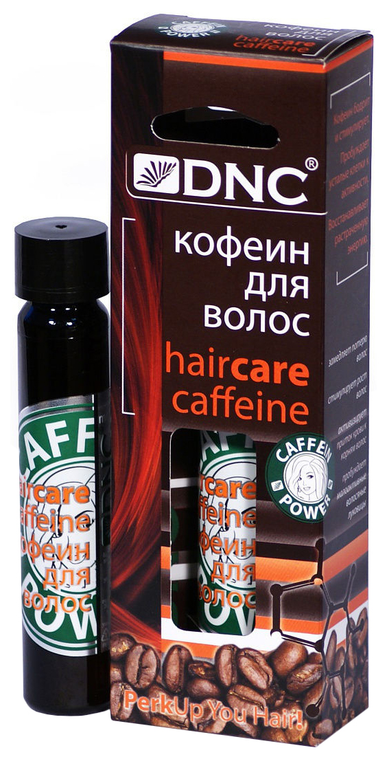 Гель для волос DNC Hair Care Caffeine