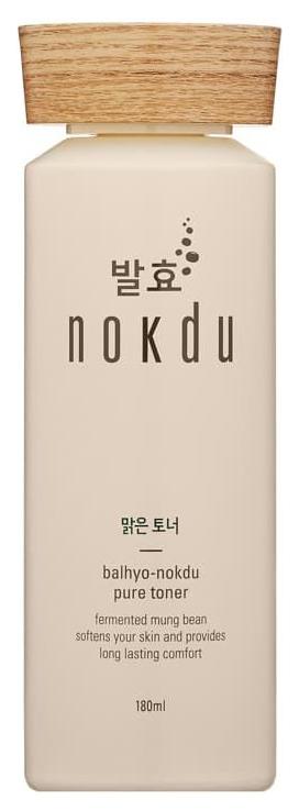 Купить Тоник для лица Coreana Balhyo Nokdu Pure Essence 180 мл