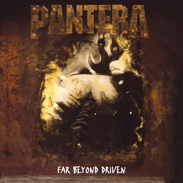Виниловая пластинка Pantera Far Beyond Driven (2LP), Медиа  - купить со скидкой