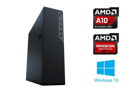 Системный блок маленький компьютер TopComp MC 2637475  - купить со скидкой