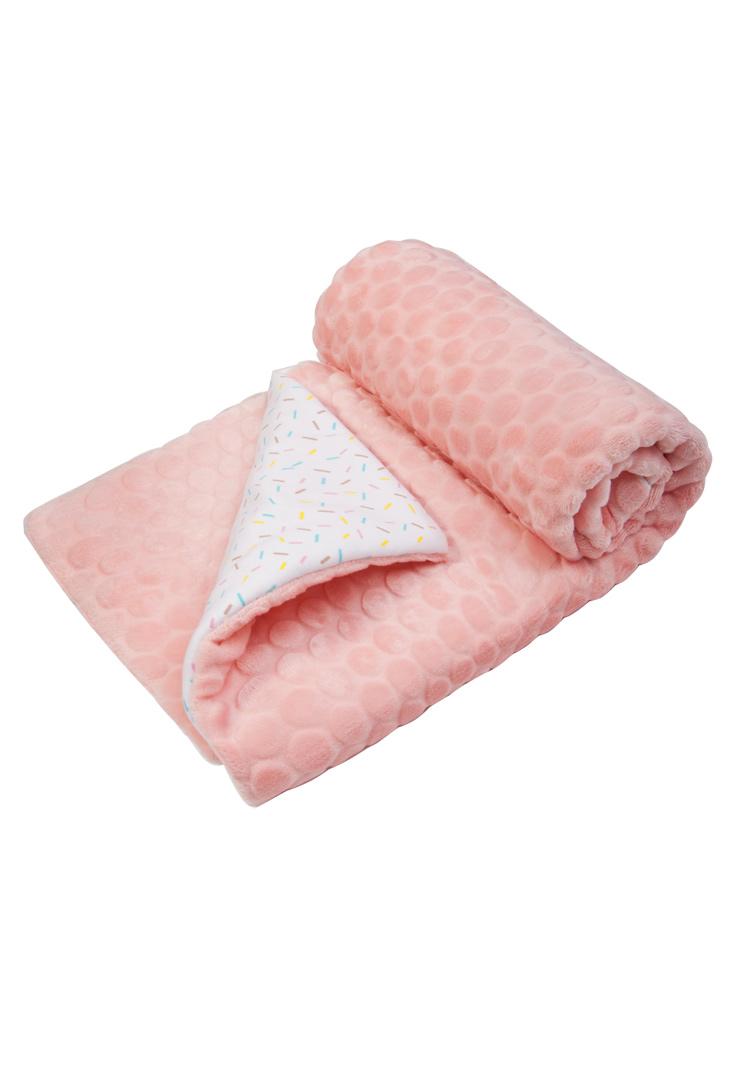Купить Теплый плед Буль-буль из плюша, Сонный гномик, Пледы для новорожденных