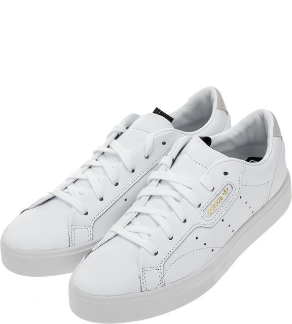 Кеды женские adidas Originals DB3258 белые 7.5 DE