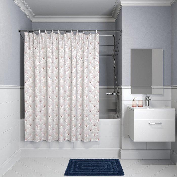 Штора для ванной комнаты IDDIS Basic B46P218i11