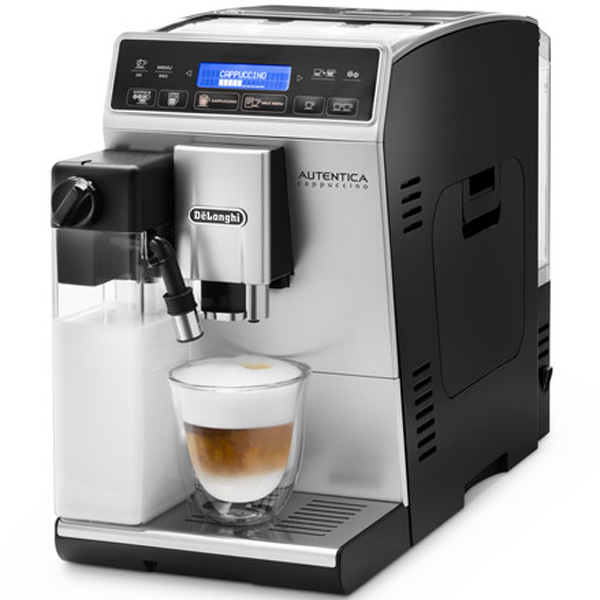 Кофемашина автоматическая DeLonghi ETAM 29.660.SB фото
