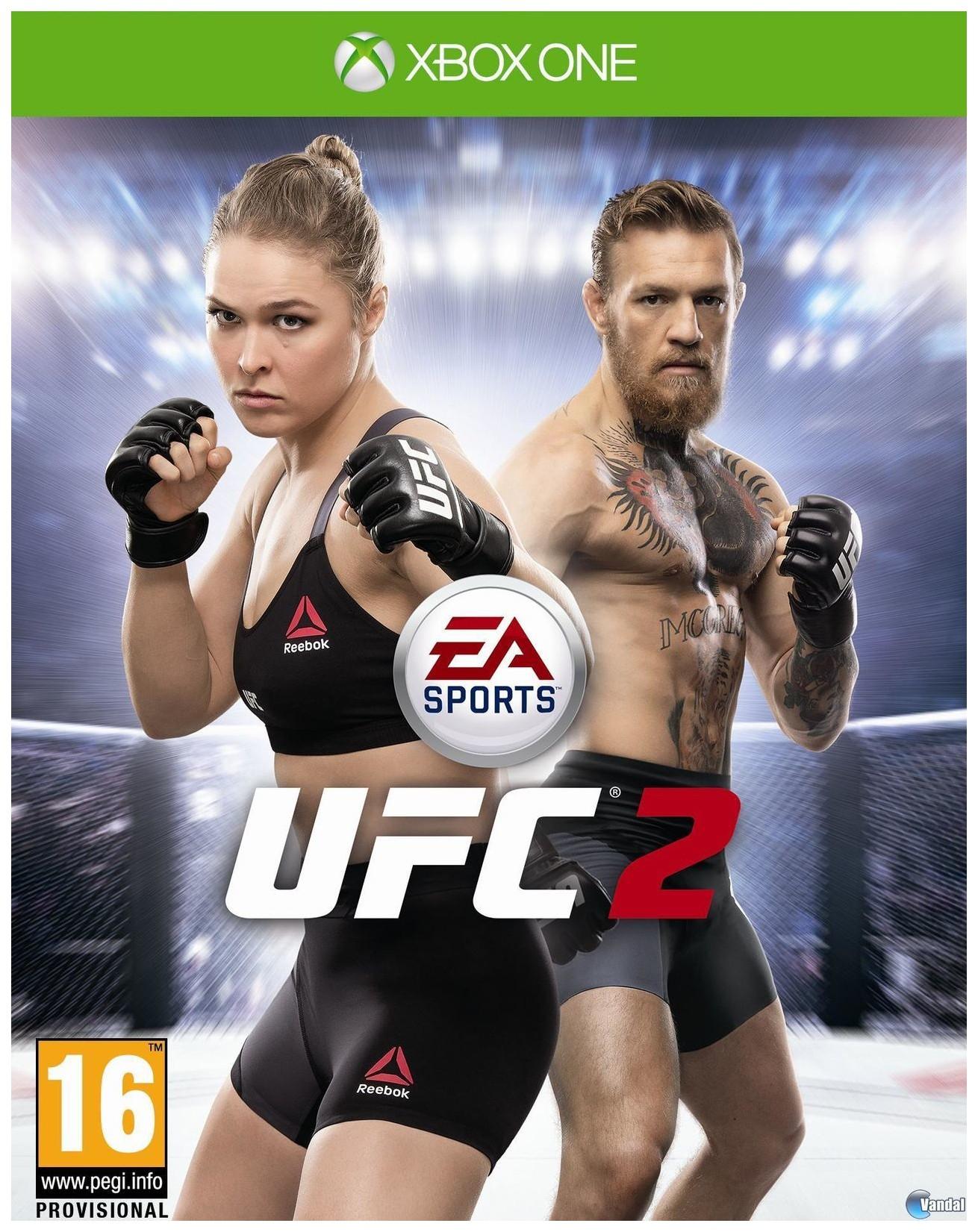 Игра Sports UFC 2 для Xbox One, EA Sports UFC 2  - купить со скидкой
