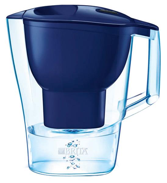 Фильтр кувшин Brita Aluna XL Blue