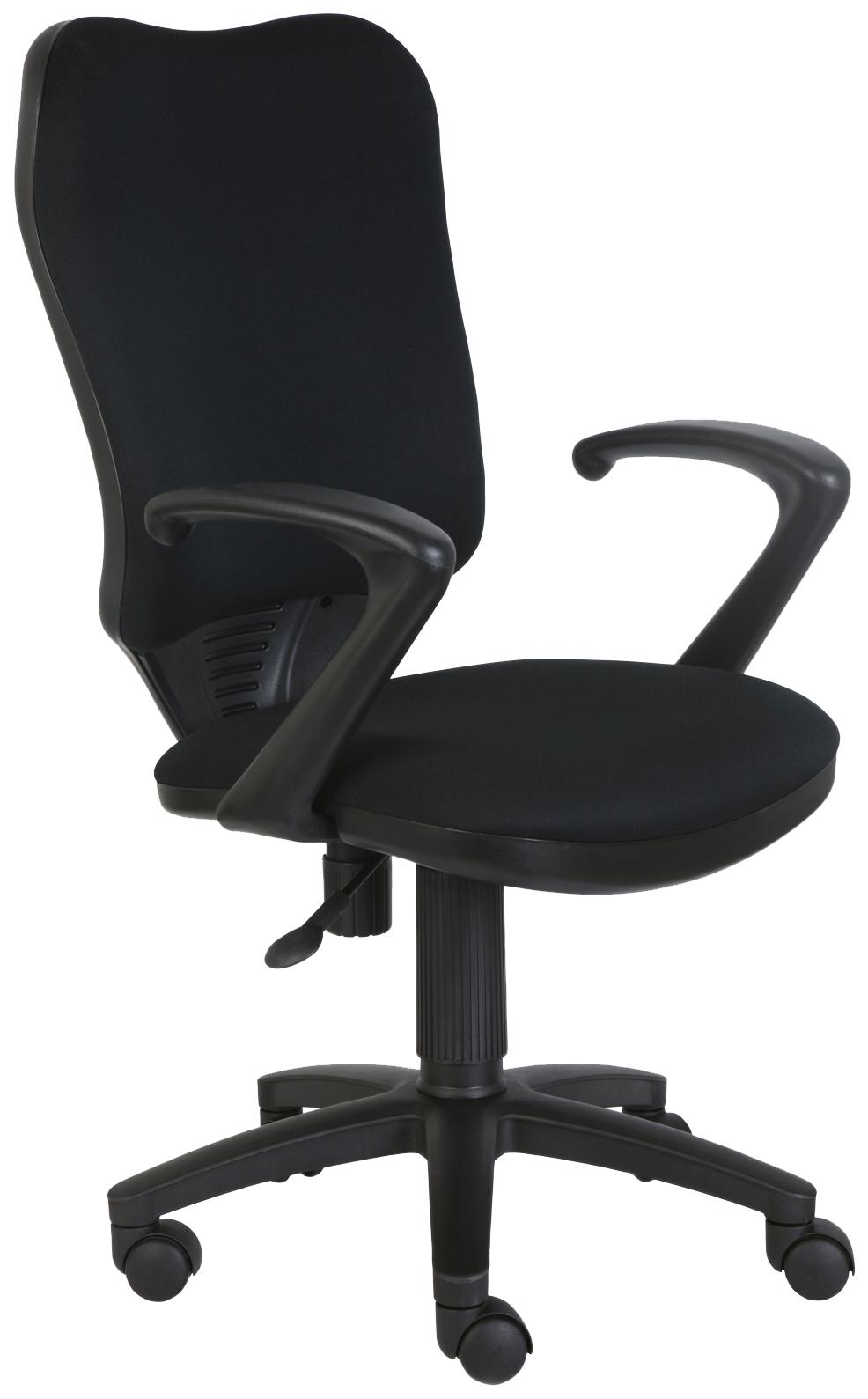 Офисное кресло Бюрократ CH-540AXSN/26-28, черный фото