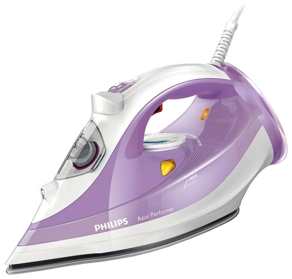 Утюг Philips Azur Performer GC3803/30 White/Purple