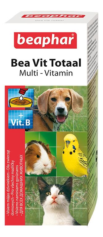 Витамины для птиц, для кошек, собак, грызунов