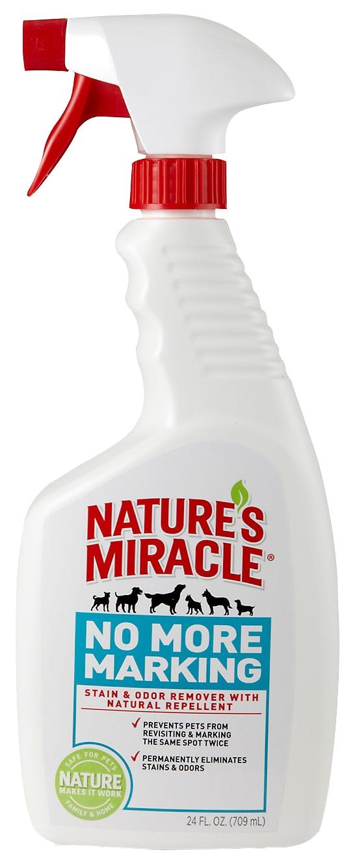Nature's Miracle / Нейтрализатор органических пятен и запаха Nature's Miracle цитрус бутылка 710