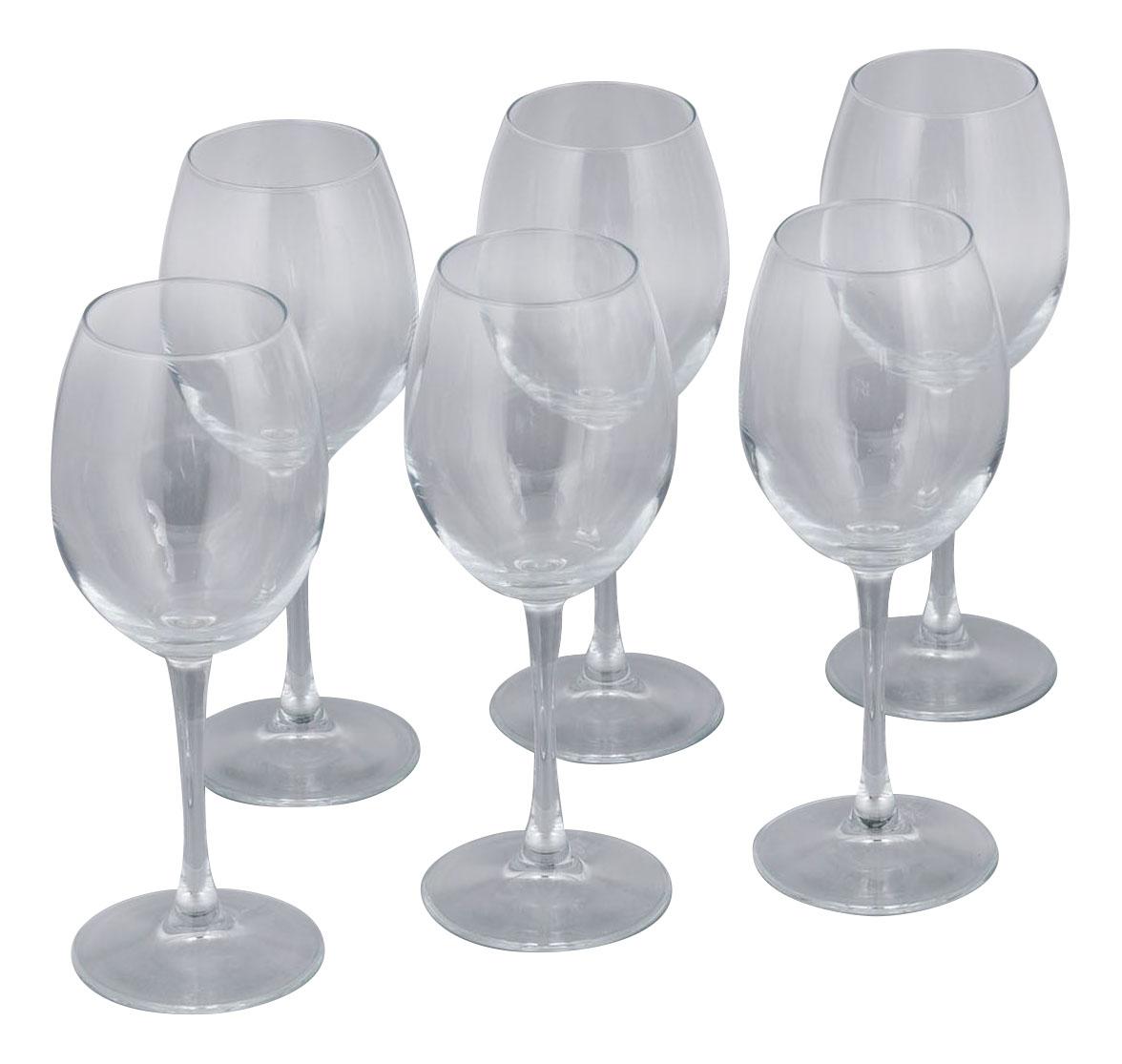 Набор бокалов Pasabahce enoteca для красного вина 420 мл 6шт