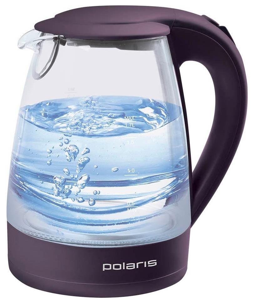 Чайник электрический Polaris PWK 1767CGL Purple