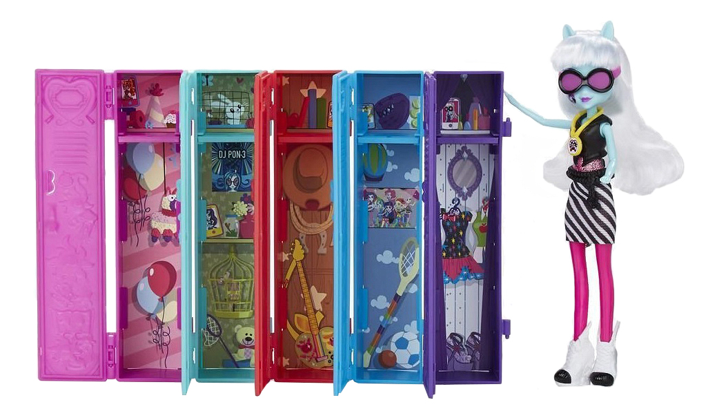Игровой набор Hasbro школьных аксессуаров Equestria Girls My Little Pony