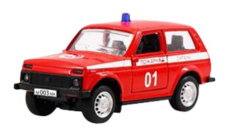 Пожарная машина Play Smart Лада 2121 - Пожарная охрана фото