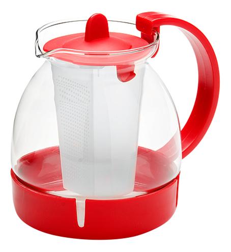 Заварочный чайник MAYER #and# BOCH 1,25 л красный
