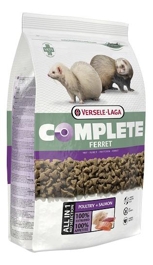 Корм Versele Laga Complete Ferret комплексный для хорьков