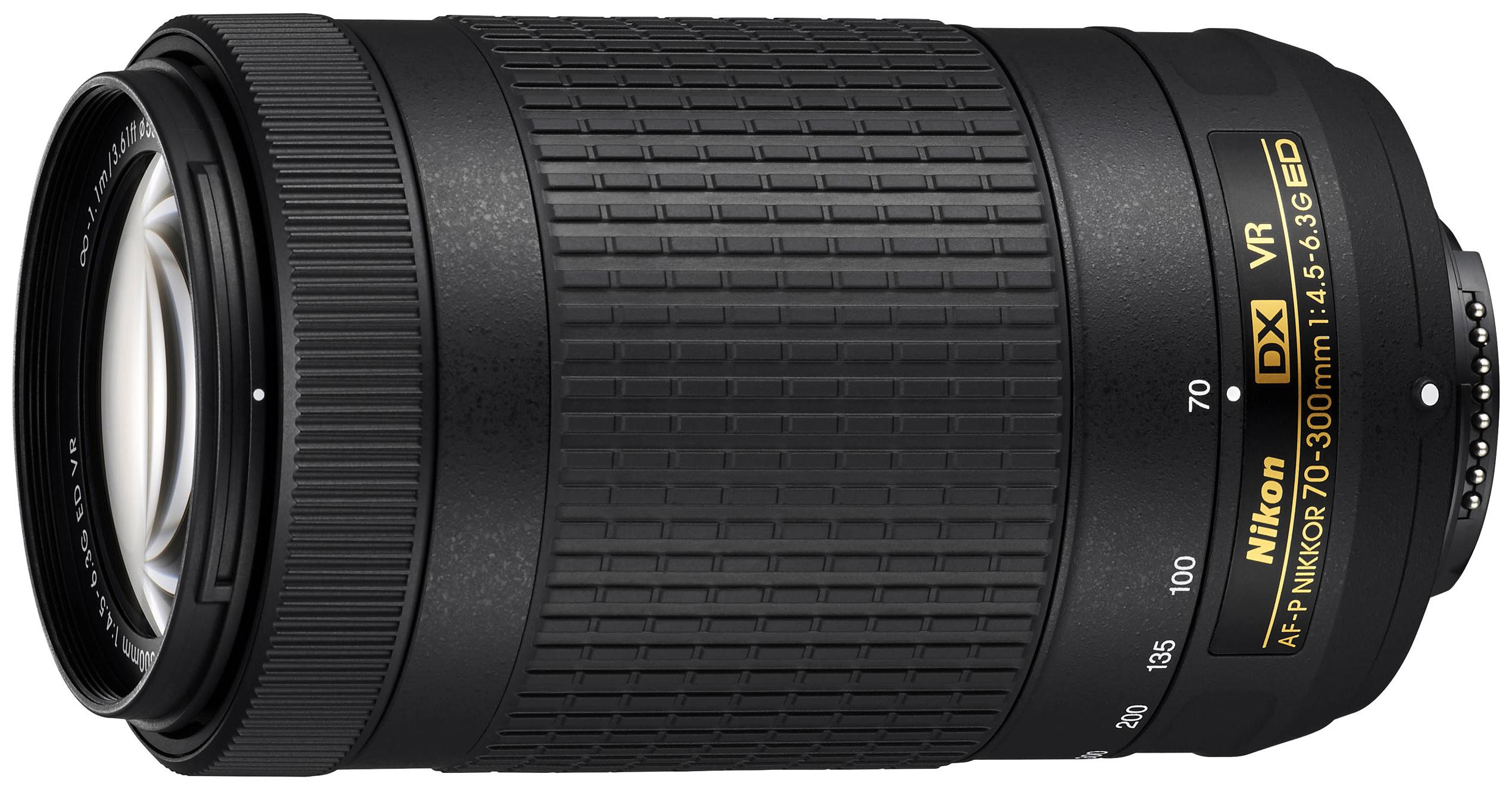 Объектив Nikon AF P DX Nikkor