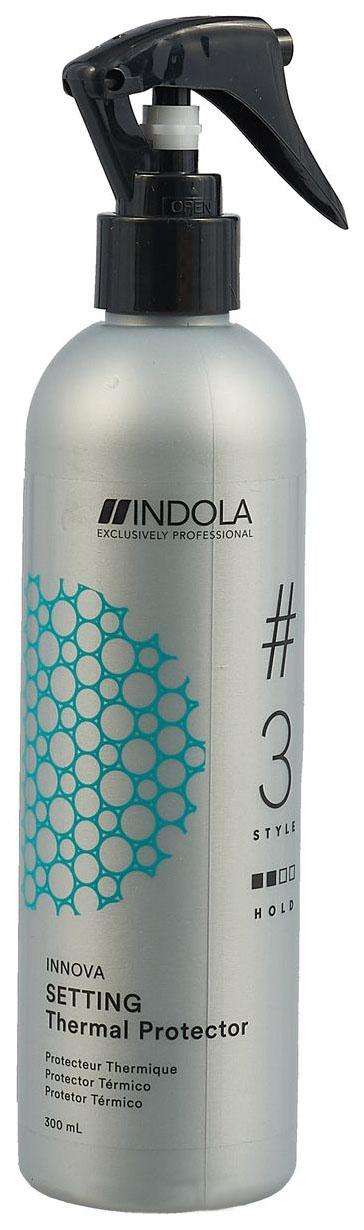 Спрей для укладки волос Indola Professional Setting Thermal Protector 300 мл