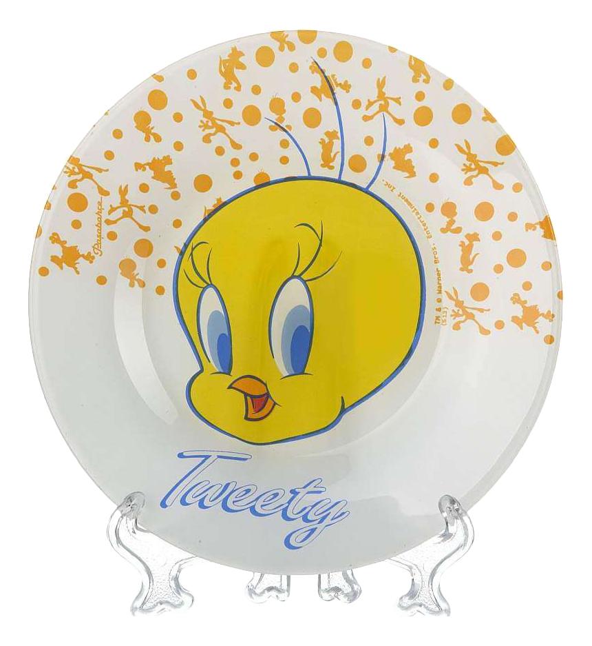 Тарелка Pasabahce Tweety 20 см