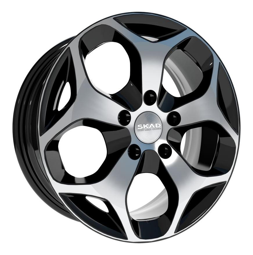 Колесные диски SKAD Гамбург R16 6.5J PCD5x114.3 ET38 D67.1 (WHS154955) фото