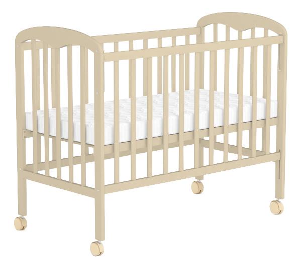 Кровать Фея 323 бежевый