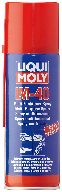 Очиститель кузова автомобиля LIQUI MOLY 200мл 0.2л 236г 3390