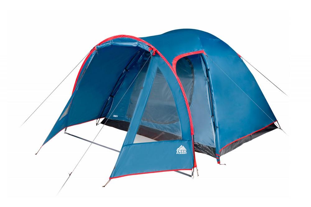 Палатка Trek Planet Texas пятиместная синяя
