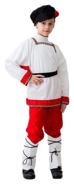 Карнавальный костюм Бока Ванюша Люкс 1611 рост