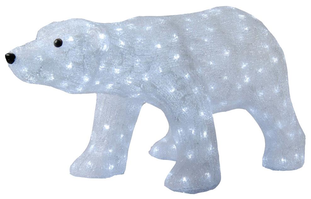 Световая фигура Kaemingk Медведь светящийся DADDY 9492011