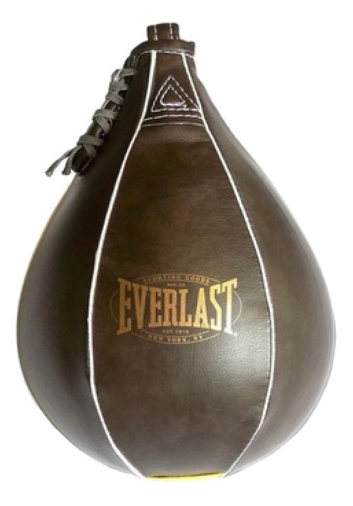 Боксерская груша Everlast Vintage коричневая