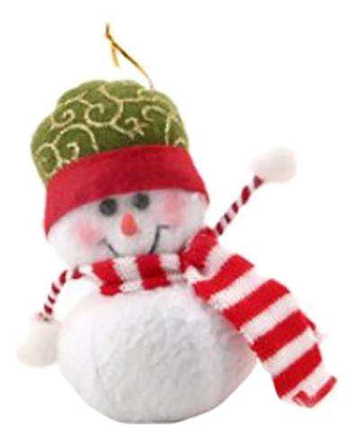 Купить Мягкая игрушка Snowmen Снеговик 12 см е91364, Мягкие игрушки персонажи