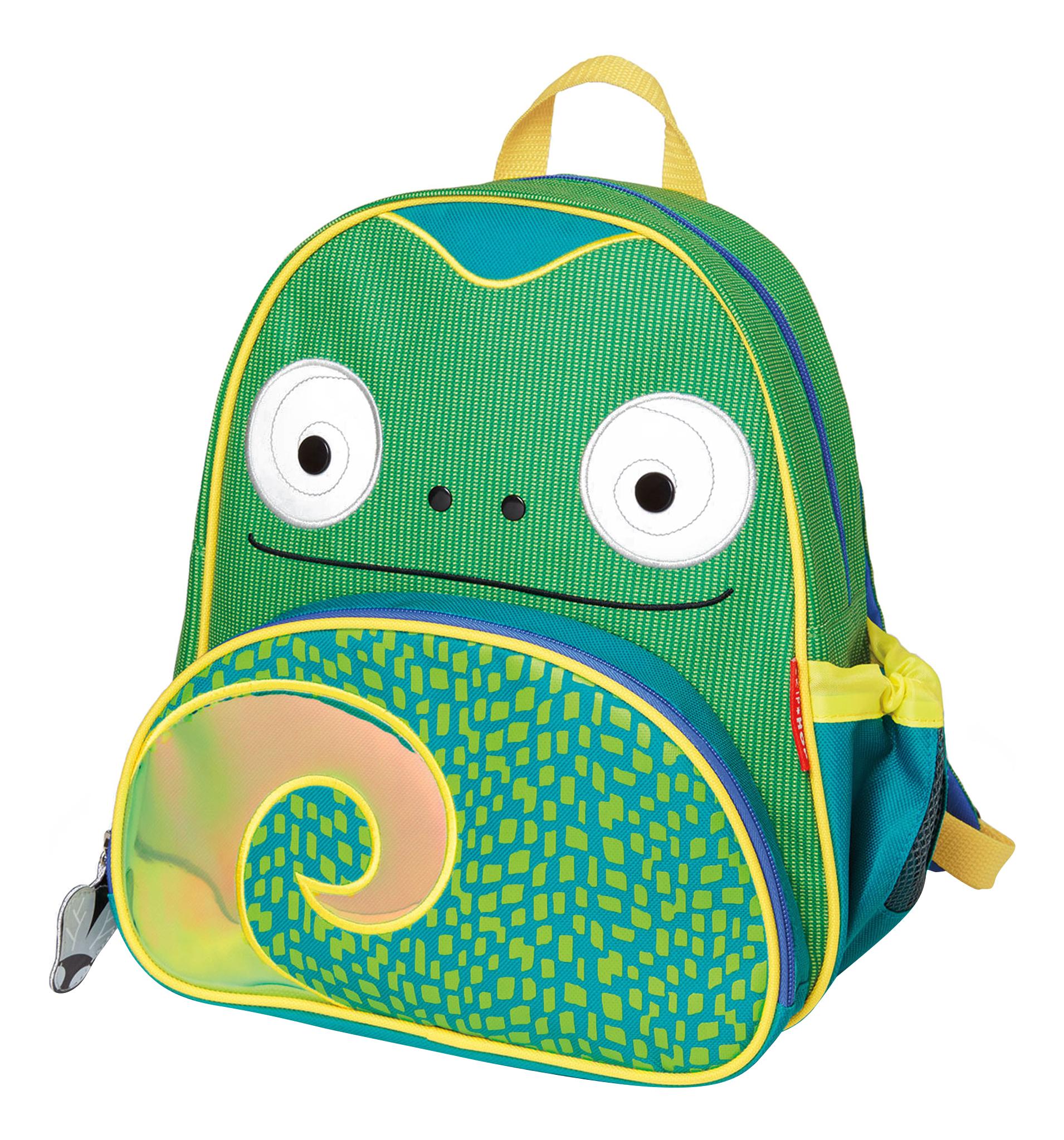 Купить Рюкзак детский Skip Hop Хамелеон SH 210228, Школьные рюкзаки и ранцы