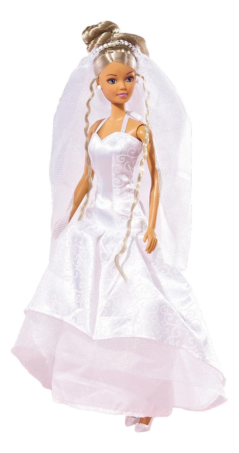 Кукла Кукла Simba Штеффи в свадебном наряде Simba симба фото
