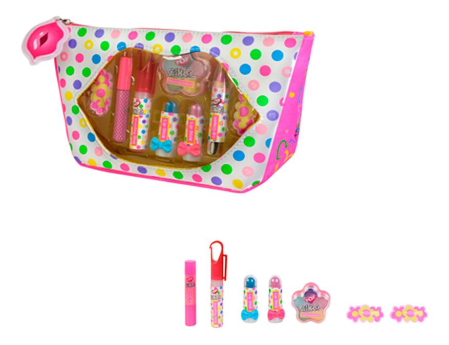 Косметика набор для девочек 8 лет купить корзинки для косметики купить