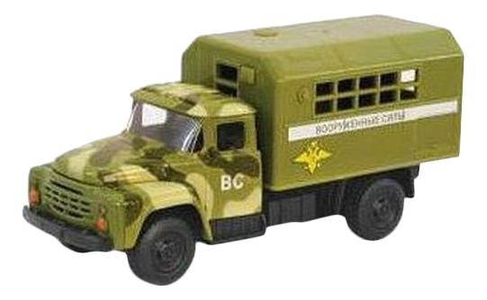 Купить Грузовик военный Play Smart Р49220, PLAYSMART, Военный транспорт