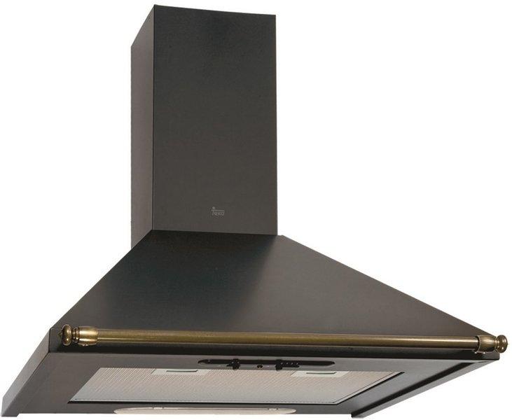 Вытяжка купольная TEKA DS6801 Black/Gold