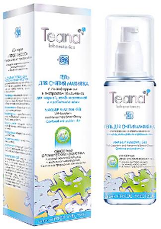Гель для снятия макияжа Teana G2,