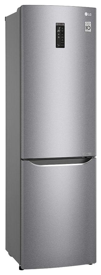 Холодильник LG GA B499SMQZ Silver