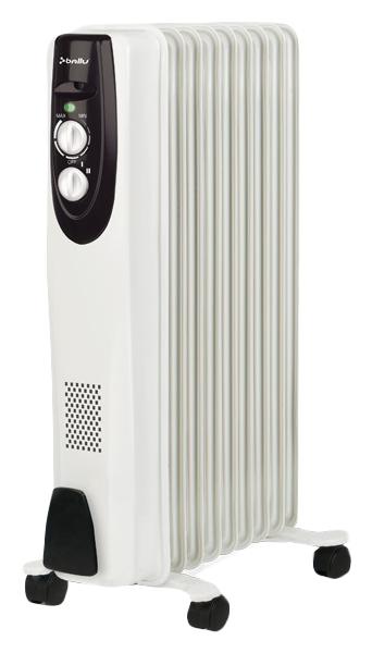 Масляный радиатор Ballu Classic BOH/CL 07WR белый