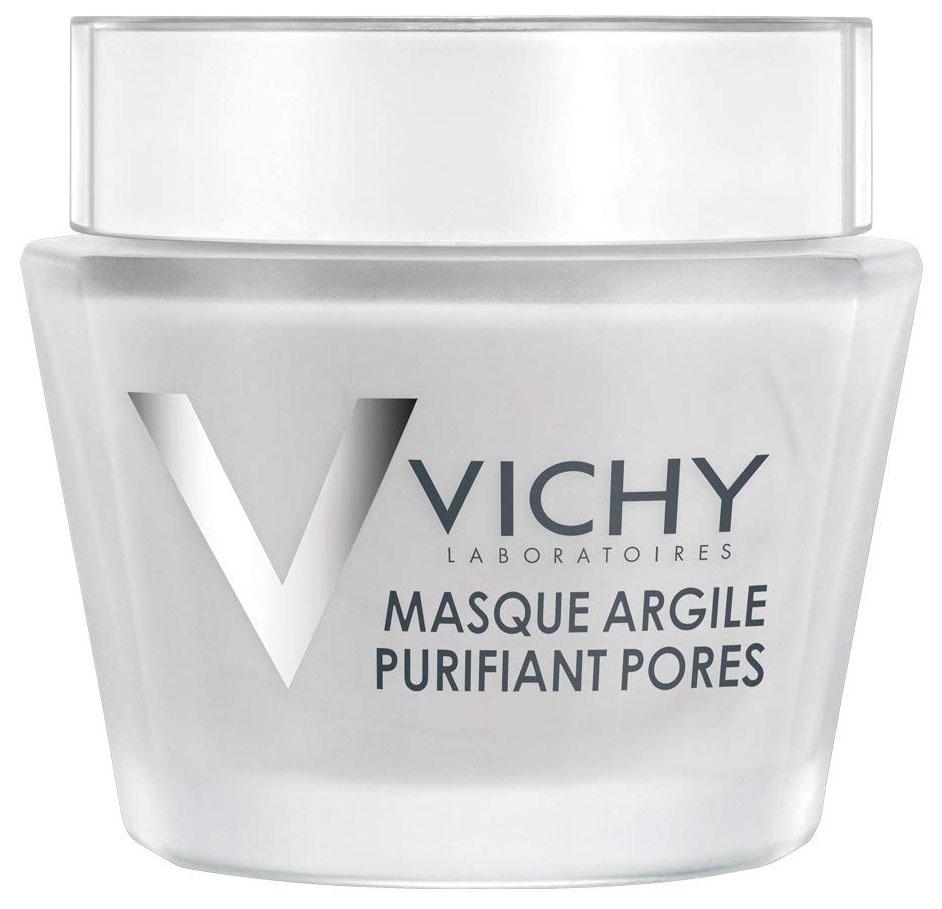 Маска для лица Vichy Purete Thermale Masque Argile Purifiant Pores 75 мл фото