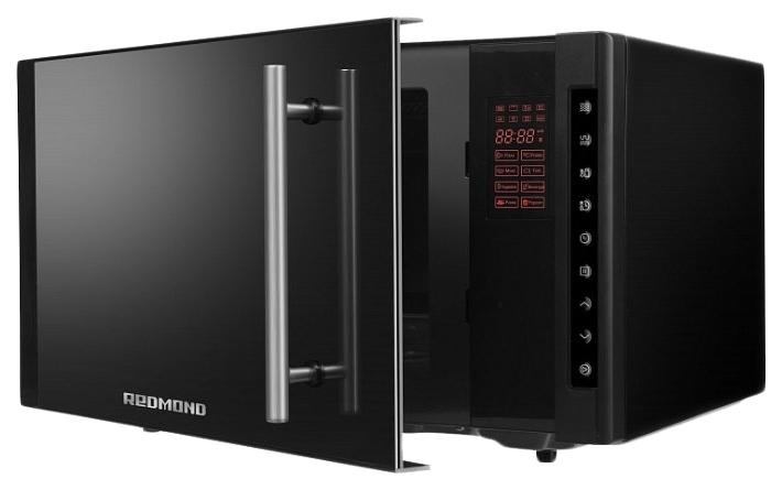 Микроволновая печь соло REDMOND RM 2302D black