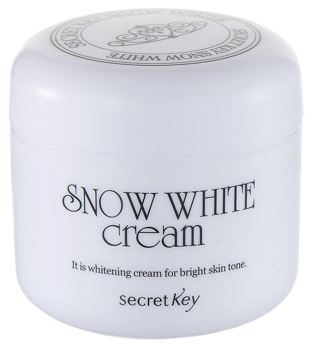 Крем для лица Secret Key Snow White Cream 50 г фото
